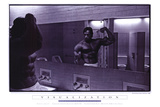 Pumping Iron Print