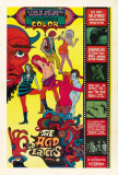 The Acid Eaters Posters