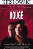 Trois Couleurs: Rouge Poster