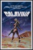 Galaxina Kunstdruck