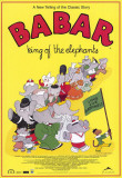 Babar: King of the Elephants Plakater