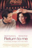 Return to Me Posters