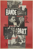 Band of Outsiders - French Style Affiches