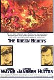Green Berets Print