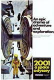 2001: Bir Uzay Destanı  - Posterler