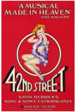 42nd Street (Broadway) Posters