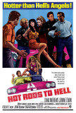 Hot Rods to Hell Posters