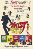 Twist Around the Clock Affiches