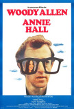 Annie Hall - French Style Poster