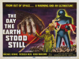 The Day The Earth Stood Still Prints