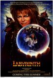 Labyrinten til troldkongens slot Plakater