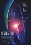 Star Trek: Générations Posters
