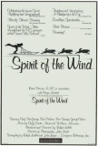 Spirit of the Wind Posters