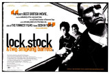 Lock Stock and 2 Smoking Barrels Plakaty
