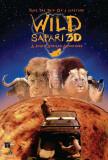 Wild Safari 3D Posters
