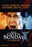 Any Given Sunday Posters