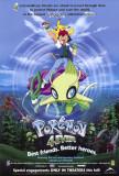 Pokémon 4ever Affiche