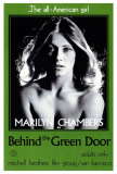 Behind the Green Door Prints