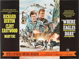 Where Eagles Dare Print