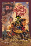 Muppet Treasure Island Posters