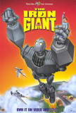 G&#233;ant de fer, Le|The Iron Giant Affiche
