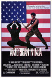 American Ninja - Afiş