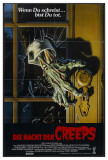 Night of the Creeps - German Style Posters