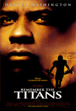 Remember The Titans Posters