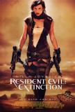 Resident Evil: Extinction Poster