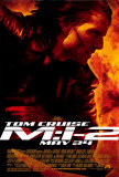Mission: Impossible 2 Juliste