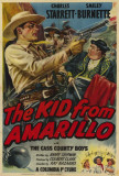 The Kid From Amarillo Print