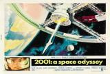 2001: Vesmírná odysea (plakát v angličtině) Plakát