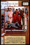 The Royal Tenenbaums Plakater