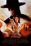 The Legend of Zorro Posters