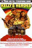Kelly&#39;s Heroes Poster