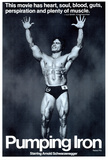 Pumping Iron Posters