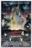 A Nightmare on Elm Street 4: Dream Master Pósters