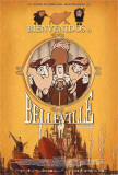 The Triplets of Belleville - Spanish Style Posters