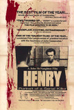Henry: Portrait of a Serial Killer Posters