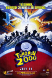 Pokemon the Movie 2000: The Power of One Affiche