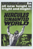 Hercules in the Haunted World Posters