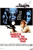 The Omega Man Posters