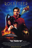 The Rocketeer Posters