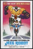 Steel Jeeg (TV) - Italian Style Affiche