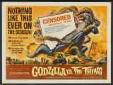 Godzilla contra los monstruos Póster