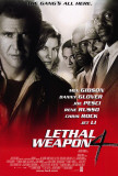 Lethal Weapon 4 Posters