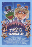 The Muppets Take Manhattan Posters