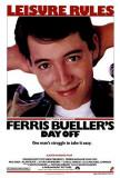 フェリスはある朝突然に(1986年) ポスター
