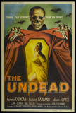 The Undead Julisteet