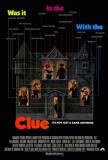 Clue - mordet är fritt Posters